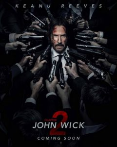 John Wick Chapter 2 iTunes HD Code