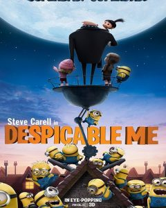 Despicable Me iTunes HD Code