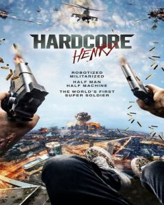 Hardcore Henry iTunes HD Code