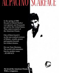Scarface Movie UV HDX Code