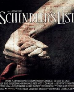 Schindler's List iTunes HD Code