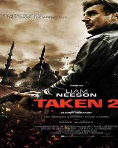 Taken 2 Movies Anywhere HD Code