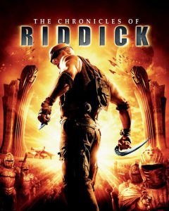 The Chronicles of Riddick iTunes HD Code