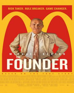 The Founder iTunes HD Code