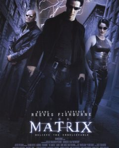 The Matrix UV HDX Code