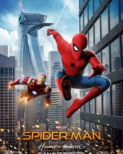 Spider Man Homecoming UV HDX Code