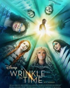 A Wrinkle In Time Disney HD Code