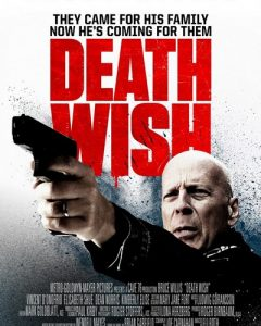 Death Wish UV HDX Code