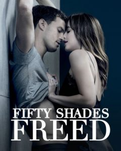 Fifty Shades Freed UV HDX or iTunes HD Code (via Movies Anywhere)
