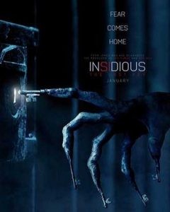 Insidious The Last Key Movies Anywhere HD Code