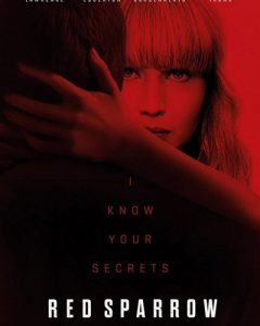 Red Sparrow UV HDX Code
