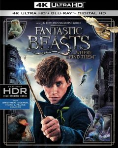 Fantastic Beasts And Where To Find Them UV UHD Code