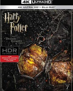 Harry Potter and the Deathly Hallows-Part 1 UV UHD Code