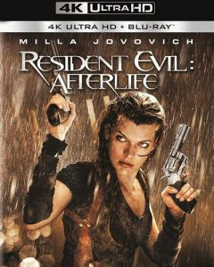 Resident Evil: Afterlife UV UHD Code