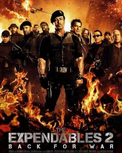 The Expendables 2 VUDU HDX Code