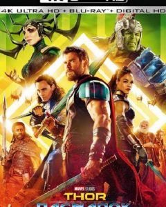 Thor Ragnarok Movies Anywhere UHD Code
