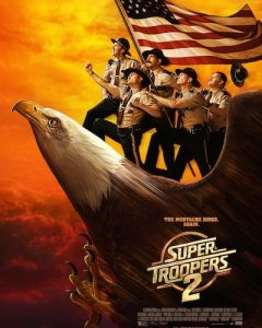 Super Troopers 2 UV HDX Code