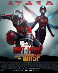 Ant Man and the Wasp Disney HD Code