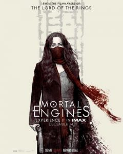 Mortal Engines HD Code