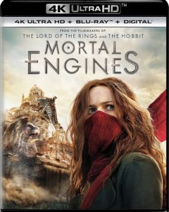 Mortal Engines UHD Code