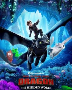How to Train Your Dragon: The Hidden World HD