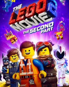 The Lego Movie 2: The Second Part HD Code