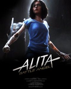 Alita: Battle Angel HD Code
