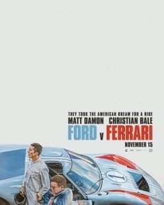 Ford v Ferrari HD Code