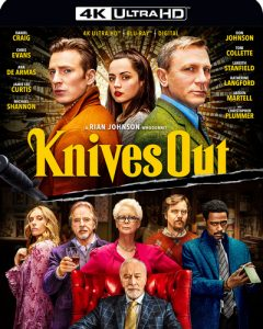 Knives Out UHD Code