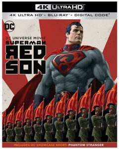 Superman: Red Son UHD Code
