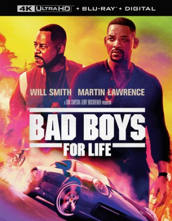 Bad Boys for Life UHD Code