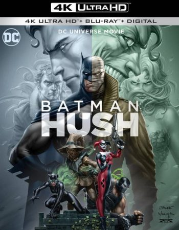 Batman: Hush UHD Code