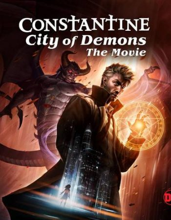 Constantine City of Demons: The Movie HD Code