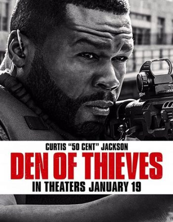 Den Of Thieves UV HDX/iTunes HD Code