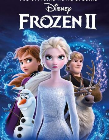 Frozen 2 HD Code