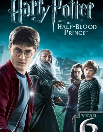 Harry Potter And The Half Blood Prince UV HDX Code