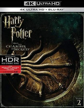 Harry Potter and the Chamber of Secrets UV UHD Code
