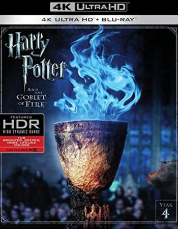 Harry Potter and the Goblet of Fire UV UHD Code
