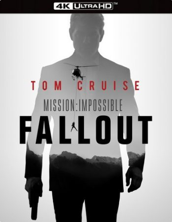 Mission: Impossible - Fallout UHD Code