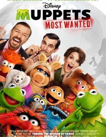 Muppets Most Wanted Disney HD Code
