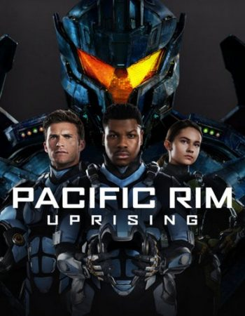 Pacific Rim: Uprising UV HDX or iTunes HD Code (via Movies Anywhere)