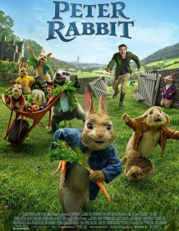 Peter Rabbit UV HDX or iTunes HD Code (via Movies Anywhere)