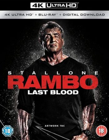 Rambo: Last Blood UHD Code