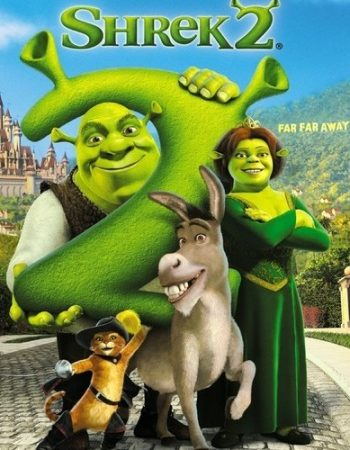 Shrek 2 UV HDX Code