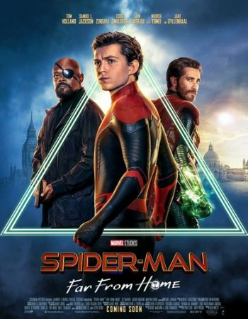 Spider-Man: Far From Home HD Code