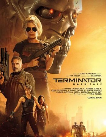 Terminator: Dark Fate HD Code