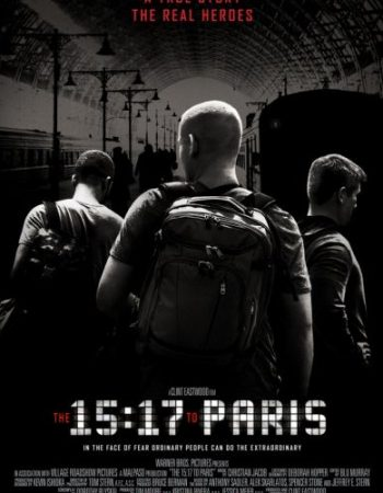 The 15:17 to Paris Movies Anywhere HD Code