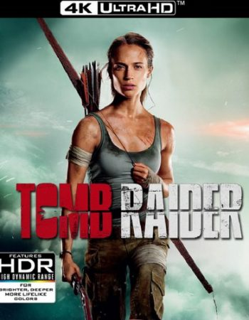 Tomb Raider (2018) UV UHD Code