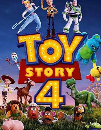 Toy Story 4 HD Code