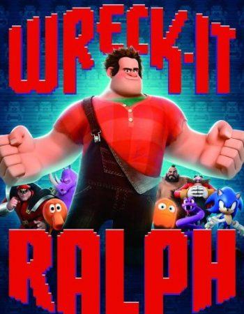 Wreck It Ralph Disney HD Code